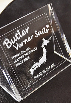 Butler Verner Sails / バトラーバーナーセイルズ