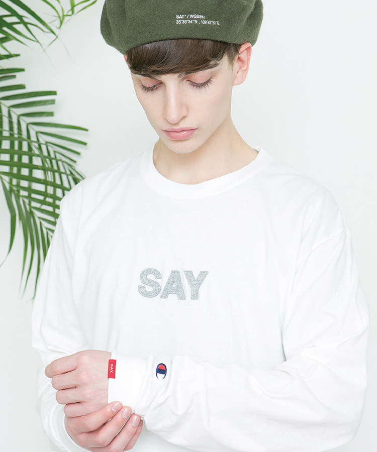 SAY! 2018 S/S [36/50]