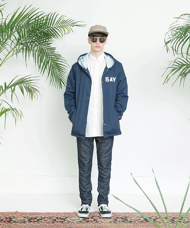 SAY! 2018 S/S [8/50]